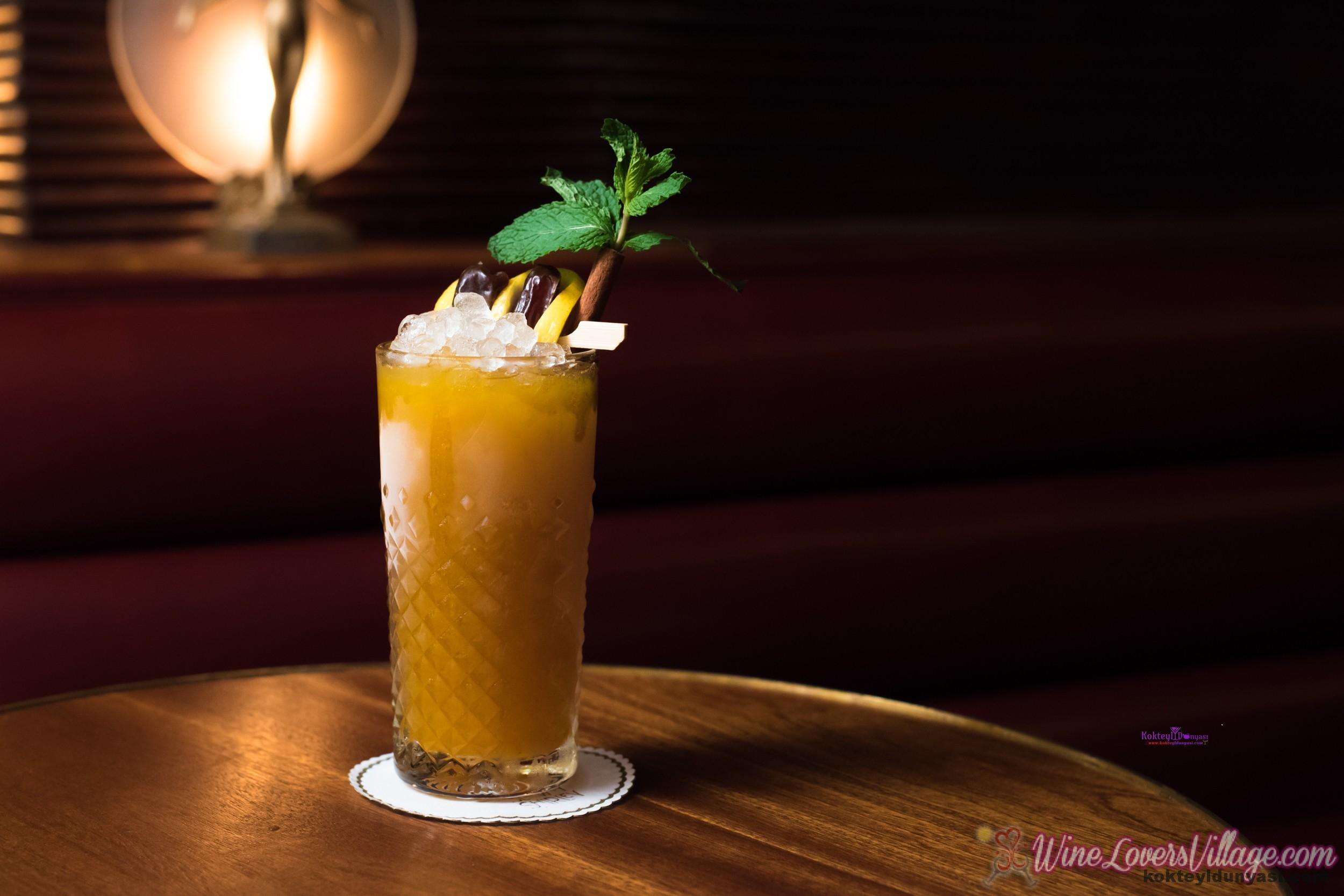 Kokteyl Tarifi